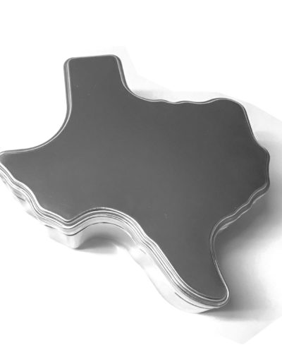 Texas Plain Tin